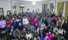 Una escuela de adultos de Tablada, primera en lectura a nivel nacional