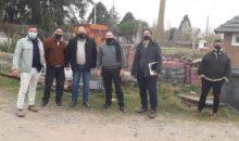 Visita a la localidad de Oliveros y Totoras
