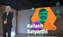 Serie Klicksberg Héroes Éticos del Género Humano: Capítulo 7 Kailash Satyarthi, el hombre que salvó 80.000 niños