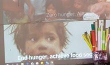 No a la desnutrición