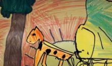Voy a Tucumán en dibujos animados