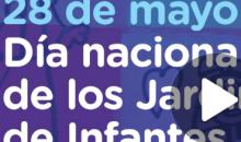 FELIZ DÍA DE LOS JARDINES DE INFANTES!!! del Maestro y la Maestra Jardinera.