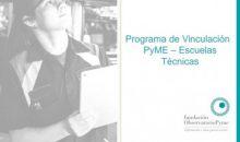 Programa de Vinculación PyME – Escuelas Técnicas