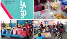 #Reconquista: Formación de estudiantes preventores en la escuela N° 473