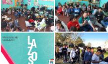 #Reconquista: Segundo encuentro Intrainstitucional en la escuela N°6380