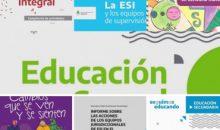 La ESI está de estreno. Nuevos recursos para su implementación en las escuelas.