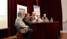 Se presentaron las prácticas profesionalizantes 2017 en la ciudad de Rosario