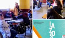 """#SaltoGrande: Jornada de """"Prevención y cuidado de los vínculos"""" en la EESO N° 307."""