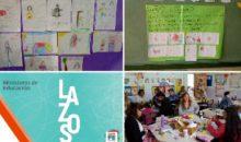 """#Rosario: Jornada de reflexiones y producciones en la escula Nº1235 """"Constancio C. Vigil"""""""