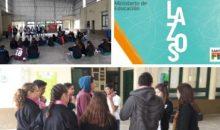 #LaPencayCaraguatá: Jornada en la EES0 N° 533