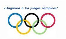 ¿Jugamos a los juegos olímpicos?
