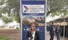 Santa Fe presente en el 4° Congreso Internacional de Innovación Educativa en Monterrey
