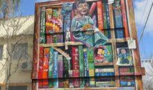ARTE RIMBOMBANTE: UN PROYECTO DE LA BIBLIOTECA ESCOLAR  DE LA ESCUELA N°474 PABLO PIZZURNO (Reconquista, Santa Fe)