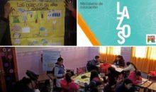 #Rosario: Actividad en la escuela N°6018