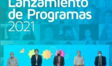Lanzamiento de los programas educativos 2021 de la Fundación Pampa