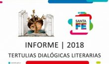 Informe de Monitoreo – Tertulias Dialógicas Literarias – Año 2018