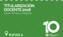 Ofrecimiento 2018 – RAFAELA