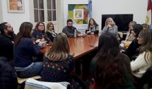 Una comitiva de Uruguay visita Santa Fe para conocer más sobre el Plan Vuelvo a Estudiar
