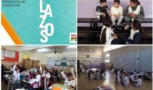 #VenadoTuerto: Jornada en la escuela N° 497