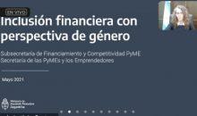 Jornada sobre inclusión financiera con perspectiva de género