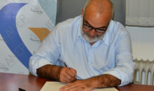 El Ministerio de Educación firmó un convenio de cooperación con la Administración Nacional de Educación Pública de Uruguay
