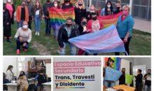 ESPACIO SECUNDARIO EDUCATIVO TRAVESTI, TRANS, DISIDENTE. DERECHOS PARA TODES