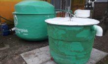 La planta campamentil CAMPO REYBET de Máximo Paz ya tiene su planta de generación de biogás