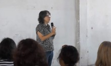 Conferencia de la Dra. Flavia Terigi