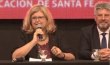 Conferencia Dra. María Laura Mendez