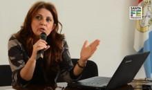 Conferencia Profesora Claudia Romero