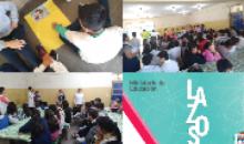 Avellaneda: Jornada insterinstitucional de las escuelas N° 1174 y N° 1296