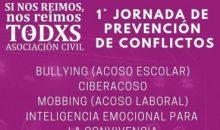 JORNADA DE PREVENCIÓN DE CONFLICTOS