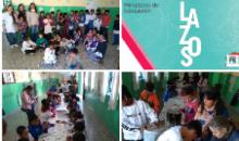 #avellanedaOeste: Nueva jornada de trabajo en la escuela N°6146