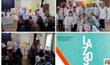 #Casilda: Jornada en la escuela Nº1245