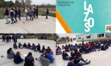 #MarcelinoEscalada: Encuentro del Programa LAZOS
