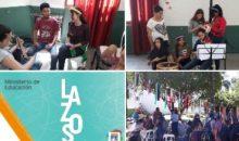 """#SantaFe: Jornada de convivencia en la EET Nro 655 """"Paula Albarracín de Sarmiento"""""""