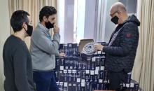Escuelas técnicas provinciales producirán viseras protectoras