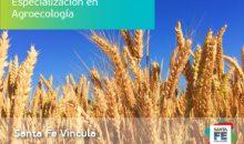 Capacitación en Formación Profesional Continua en Especialización en Agroecología.