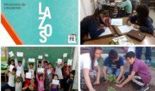 """#Rosario: Actividades para prevenir los consumos problematicos en la infancia en la Escuela Nº 526 """"Pcia de Córdoba"""""""