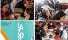 """#SaltoGrande: Jornada de trabajo """"Construyendo vínculos"""" en la EESO N° 307."""