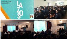 #San Justo: Jornada en la  EESOPI N°8015