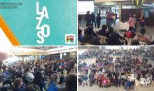 #SanJusto: Jornada interinstitucional en la Escuela Nº 31